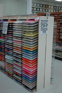 Ethnic Scrapbooking Paper Racks For Sale